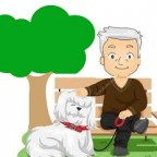 Santé chien: Quelles sorties adaptées pour un chien âgé ?