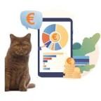 Quels sont les coûts de l'hygiène et l'entretien d'un chat ou chien à domicile ?